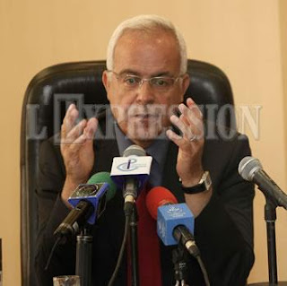 Hamid grine à partir de Sétif: «L'injure et la diffamation sont en recul»