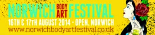 6th Annual Norwich Body Art Festival