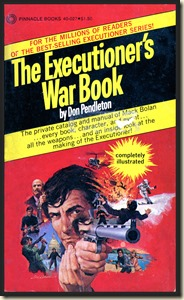 Executioner's War Book bd