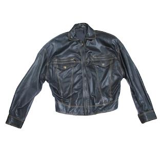 Gianni Versace Leather Jacket