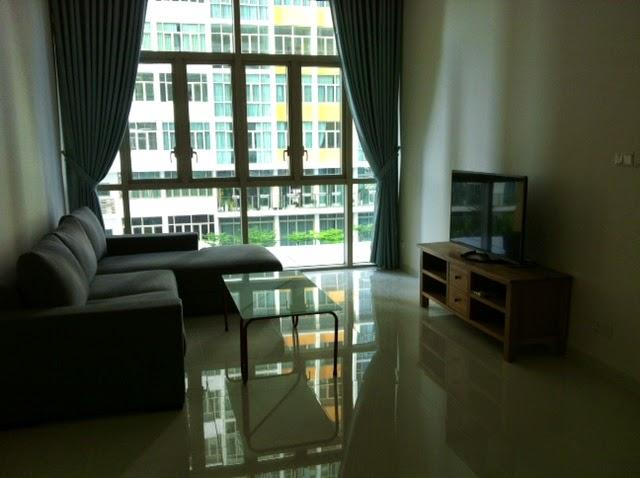 Bán gấp căn hộ Vista 02 PN nhà nội thất cực đẹp