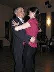 profi taneční pár známý