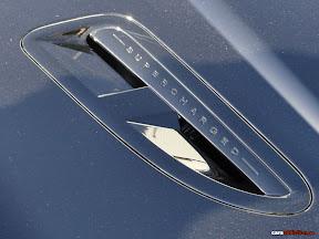 Jaguar XK Supercharged vent