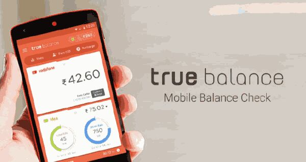 True Balance - Get 10 Rs Recharge On Signup & 10 Rs Per Refer (Till 31st October)