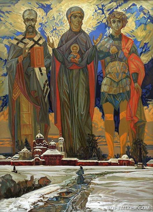 iz-triptixa-zemlya-svyashennaya-c-ch-spaso-borodinskaya-obitel-posvyashenie-a-tuchkovu-2008-09-153x112-x-m