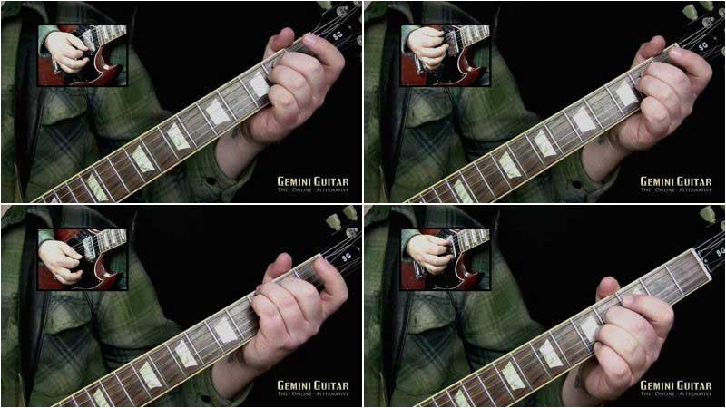 Metal Guitar Lessons - Blackened Atmospheres preview