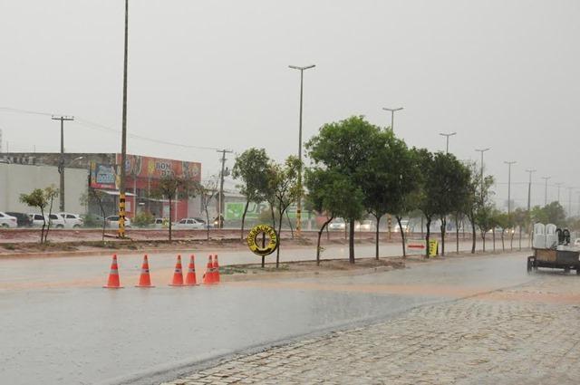 Chuva-Mossoro