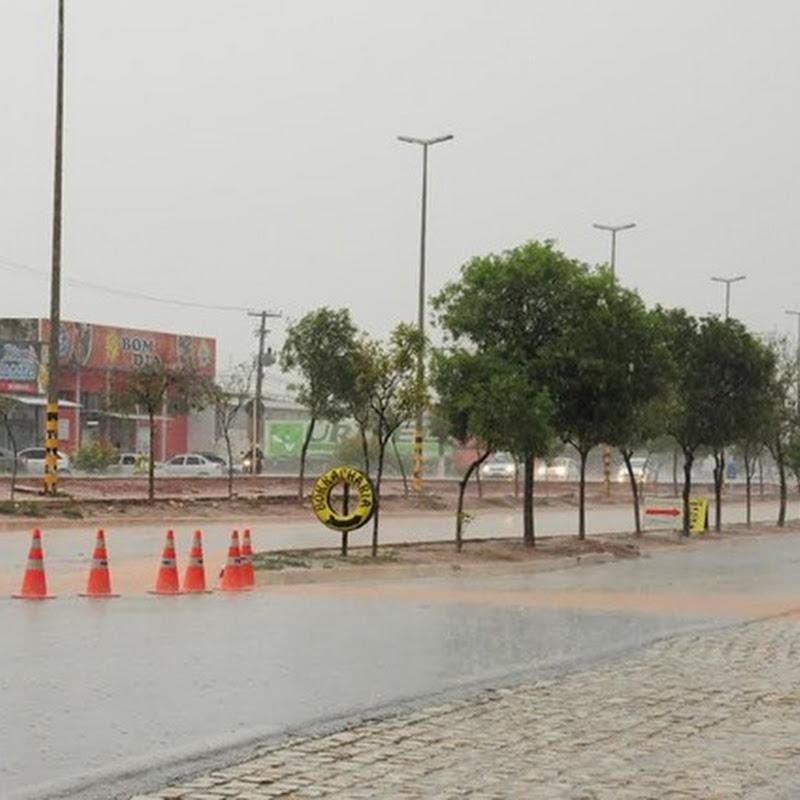 Secretaria de Serviços Urbanos intensifica trabalho durante período chuvoso