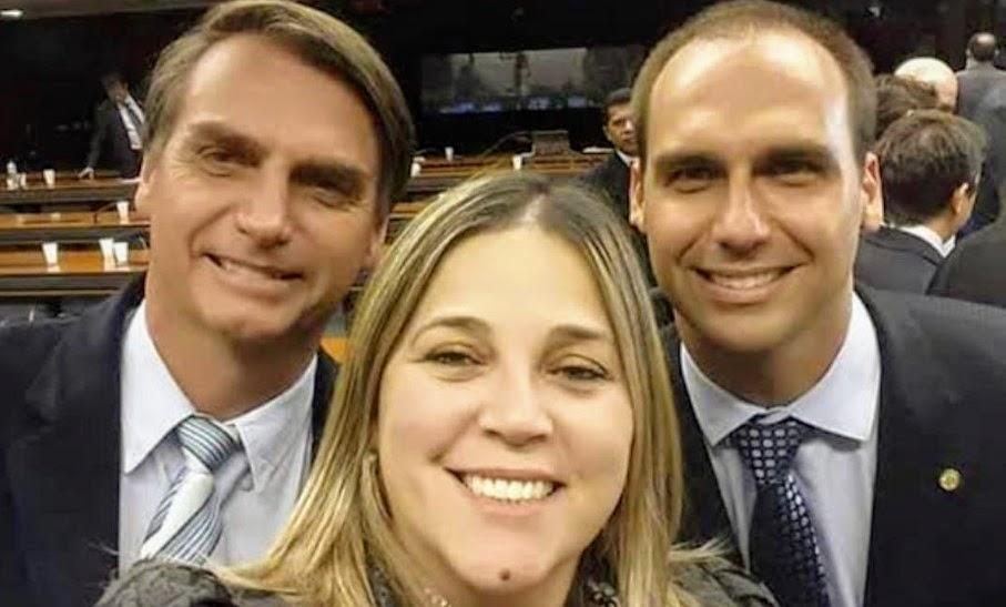 """Quem é a """"Dama de Ferro"""" curtida por Bolsonaro que é pré-candidata em Curitiba"""