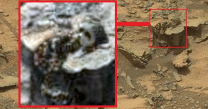 civilizações extraterrestr em Marte 03