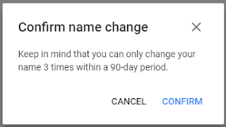 I want to change my google page name urgently but you changed i want to change my google page name urgently but you changed your name recently google product forums solutioingenieria Choice Image