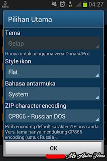 Cara Ekstrak File Rar dan Zip di Android