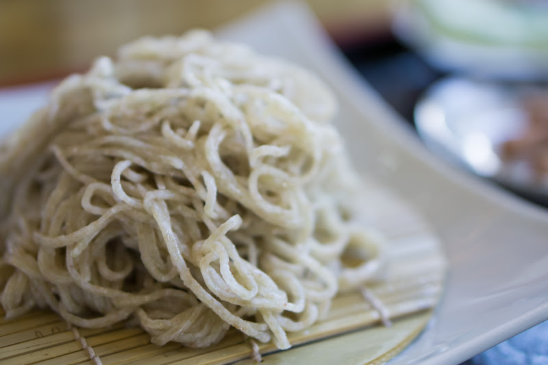 Japanese noodle (Soba) photo3