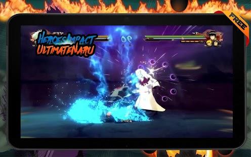 Ultimate Shipuden: Ninja Heroes Impact - náhled