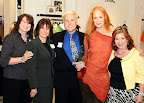 Sue Howery, Cecilia Monacelli, Larre Green, Jan Strimple, Lisa Tapper