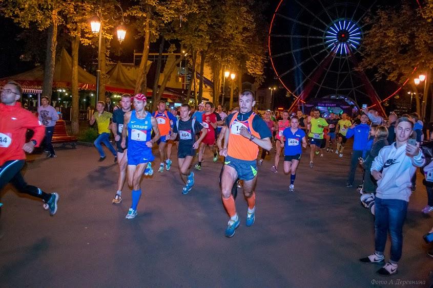 фотографии Ночной бег Night Run