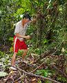 Preparing the Forest Camp, Mulu 2013 | photo © Andy Harp