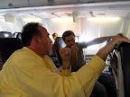 Σκοτώνοντας την ώρα στο αεροπλάνο