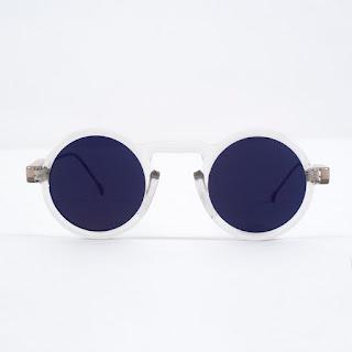 Spitfire Aurora Clear Sunglasses