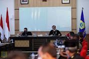 Bupati Pakpak Bharat Kumpulkan Seluruh Pimpinan Organisasi Perangkat Daerah