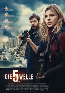 Watch The 5th Wave (2016) BluRay