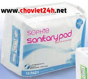 Băng vệ sinh dùng ban đêm - SSPN
