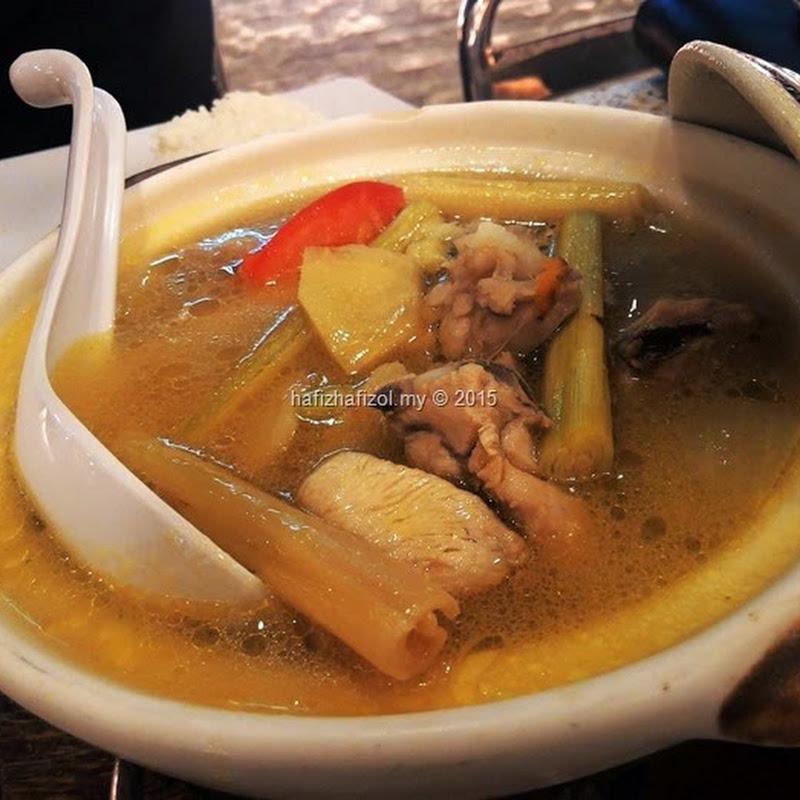 Tempat Makan Best:Restoran Thai Tomyam Kung, Ayer@8 Putrajaya