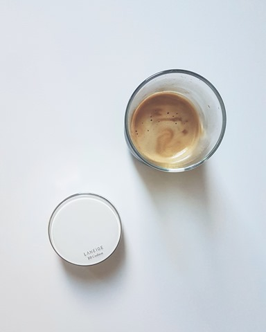 Laneige and Nespresso