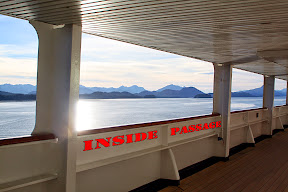 Click for our Inside Passage  travel pics