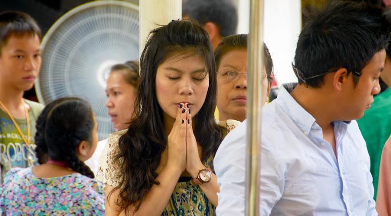 At Temple of Emerald Buddha (Wat Phra Kaew) - 7. Bangkok