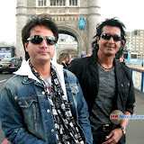 Rajesh Hamal in London, UK