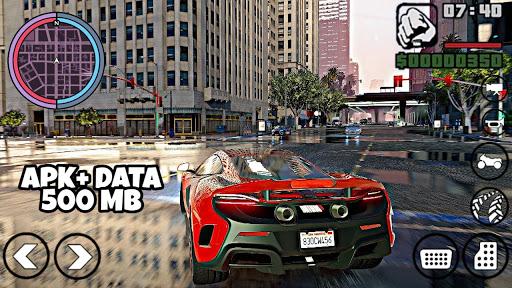 GTA SA MODPACK GTA V [500 MB] QUALITY HIGH Graphic Para ANDROID Todas GPUS