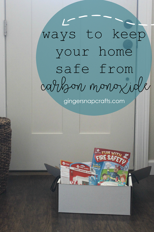 Ways to Keep Your Home Safe from Carbon Monoxide #ReplaceYourCOAlarms