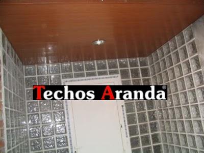 Oferta de empresa techos aluminio Madrid