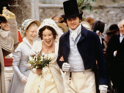 PRIDE AND PREJUDICE, Jennifer Ehle, Colin Firth, 1995
