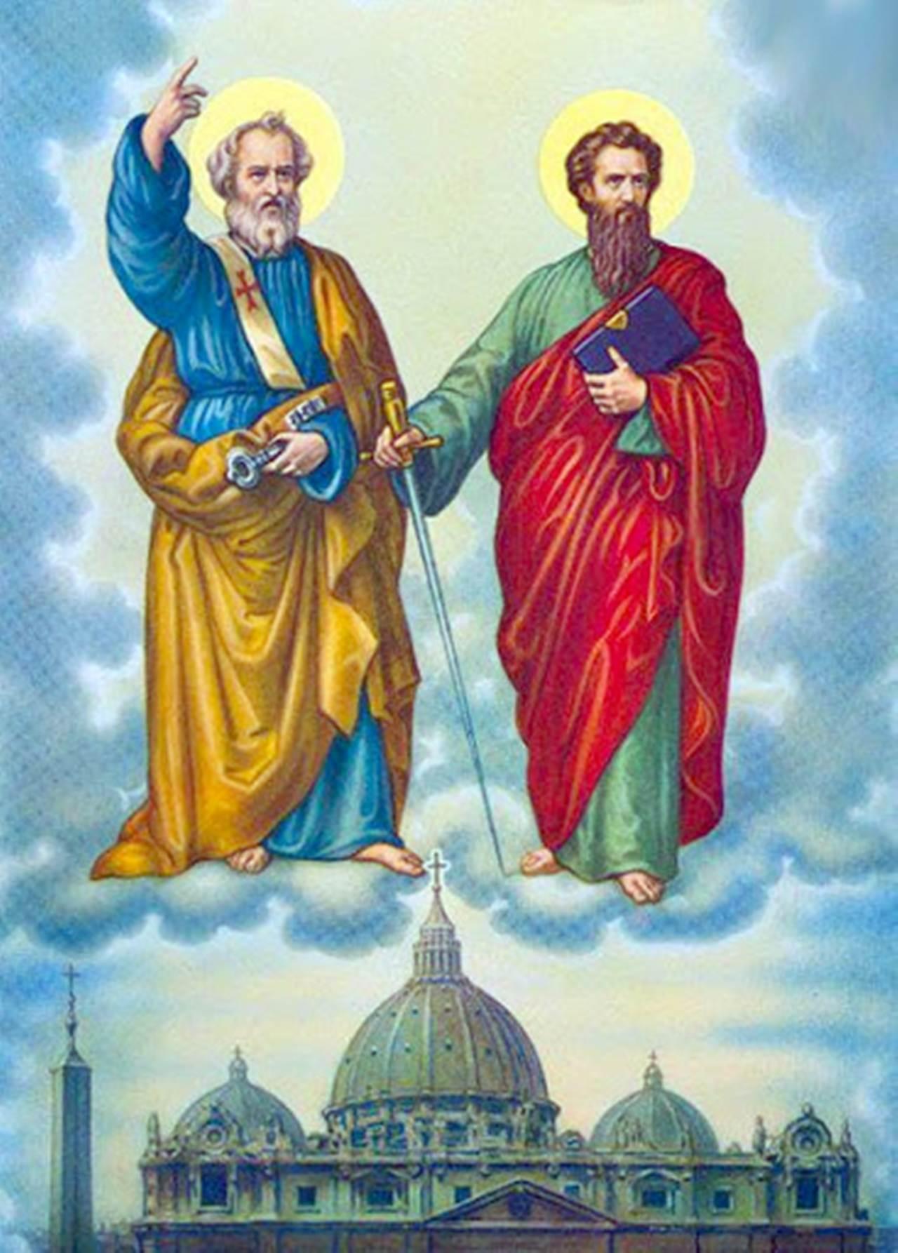 Anh là tảng đá (29.6.2021 – Thứ Ba, Lễ thánh Phêrô và thánh Phaolô tông đồ)