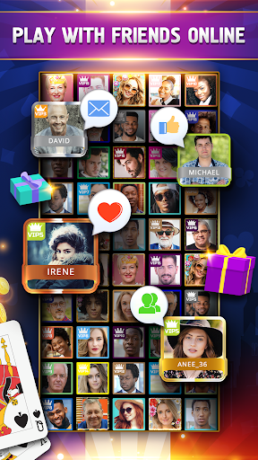 VIP Belote - French Belote Online Multiplayer 3.6.36 screenshots 8