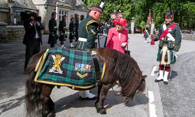 The Queen Remains at Balmoral as Staff member Tests Positive for COVID-19