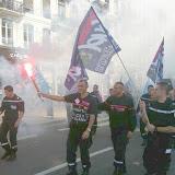 Manifestation à Lyon contre le projet de retraite