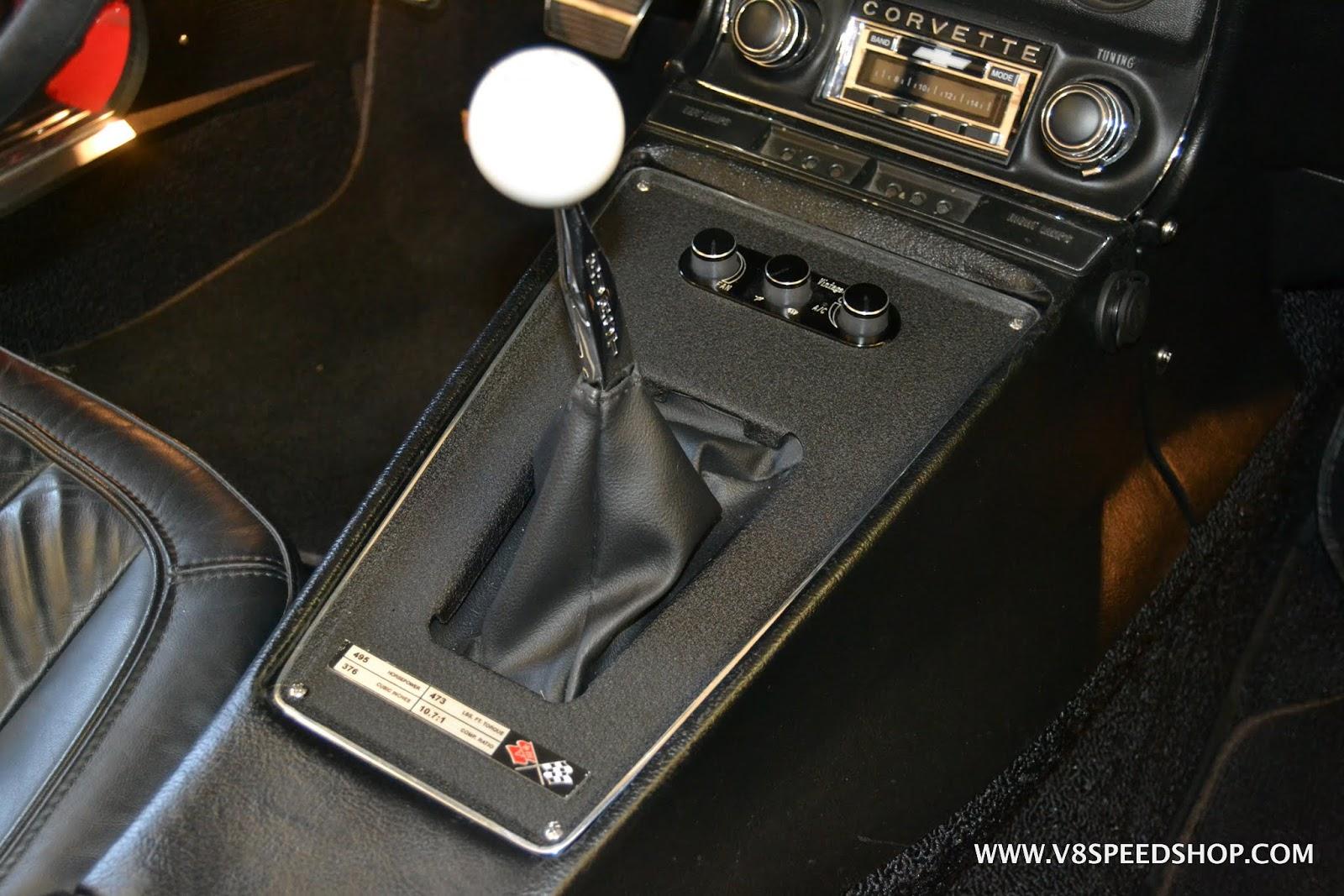1969 Corvette Console