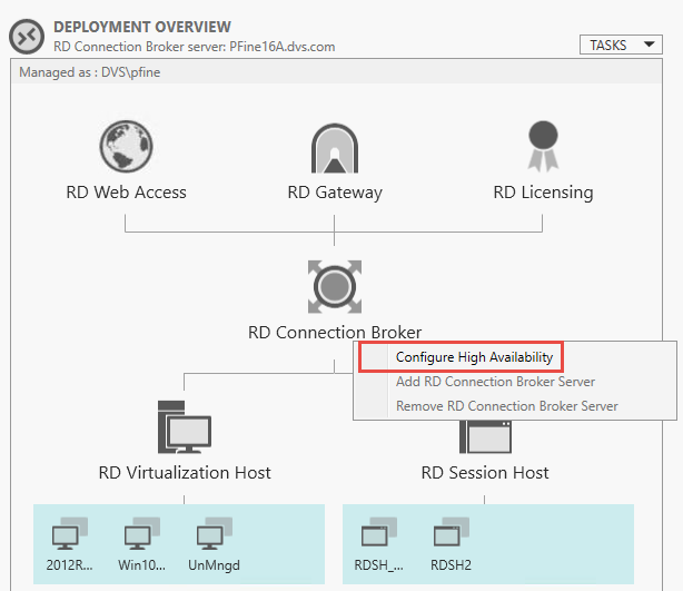 Exit | the | Fast | Lane |: Native RDS in Server2016 - Part