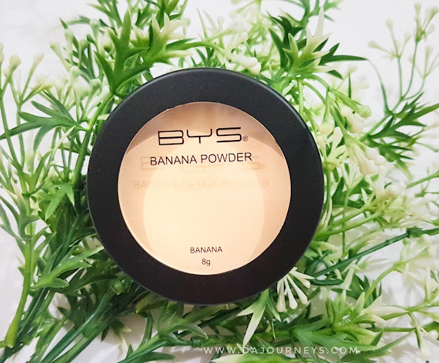 [Review] BYS Pressed Banana Powder