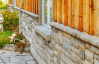 Wiarton Brown Grey Stone and Sill