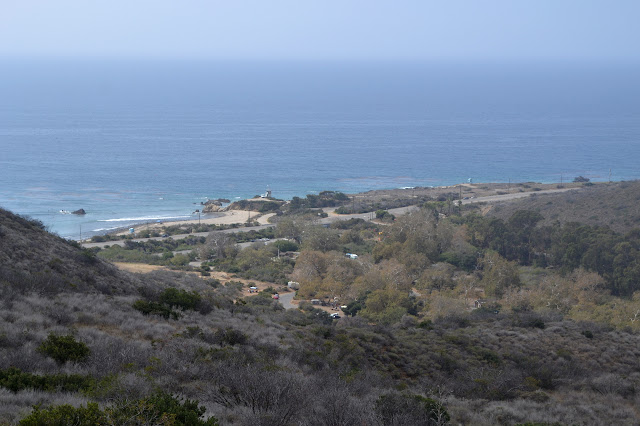 campground at Leo Carrillo