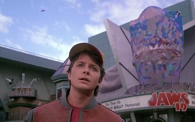 Marty McFly - Nhân vật chính của Back to the Future.