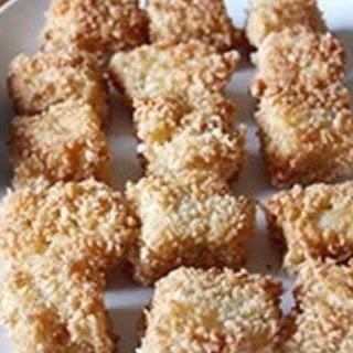 Deep Fried Mac and Cheese