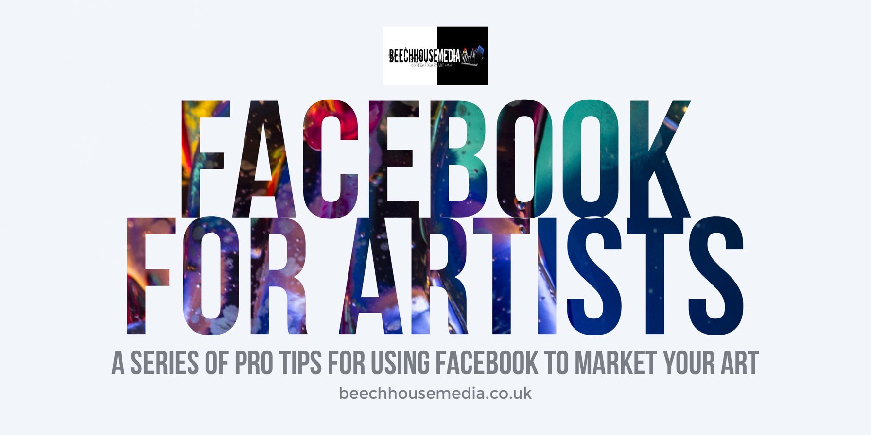 marketing for visual artists masterclass beechhouse Media