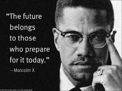 Malcolm X Family