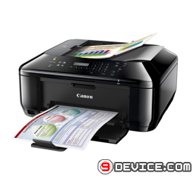 pic 1 - easy methods to down load Canon PIXMA MX432 printing device driver