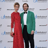 OIC - ENTSIMAGES.COM - Sabine Getty and Joseph Getty at the   THE WALKABOUT FOUNDATION INAGURUAL GALA IN LONDON   27th June 2015   Photo Mobis Photos/OIC 0203 174 1069